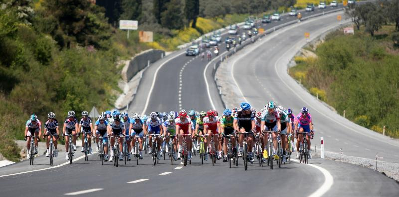 Tour of Turkey Winding up to Izmir